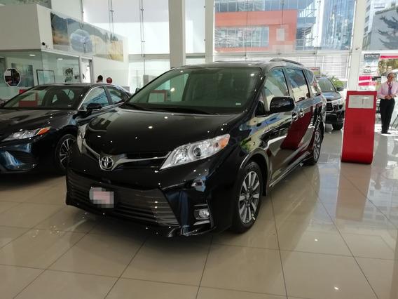 Toyota Sienna Xle Piel 2020