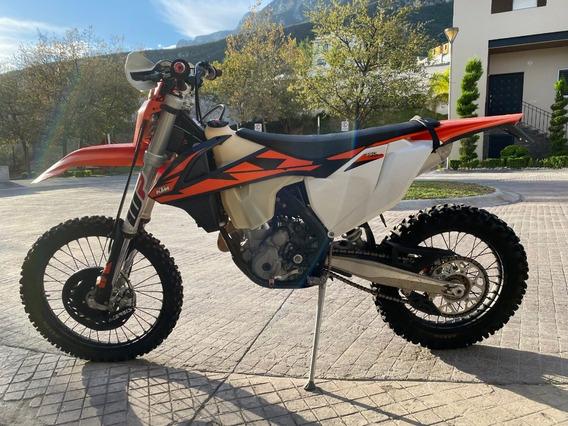 Ktm 350 Exc-f 2018 Enduro