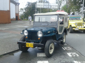 Original Willys Cj3 1951, Papeles Al Día