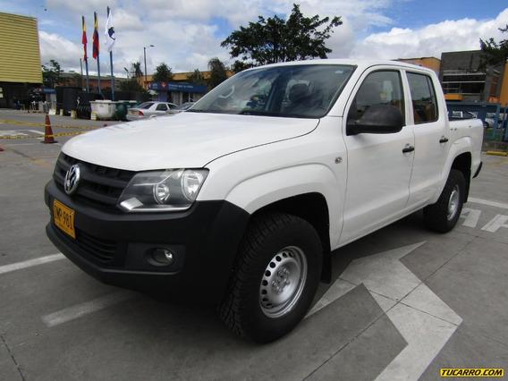 Volkswagen Amarok Tdi, Turbo