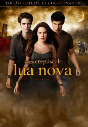 Lua Nova -crepúsculo Dvd Duplo Colec.+camiseta+card