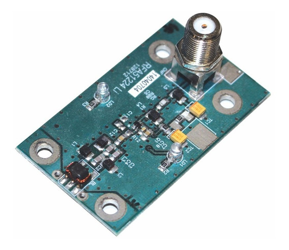 Placa Interna Amplificada Capte Diamante-ouro-k7 Original