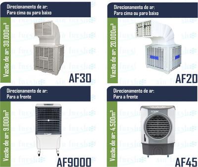 Locação De Climatizadores Evaporativos Air Fresh