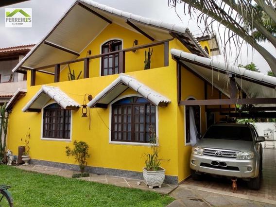 Casa A Venda No Bairro Parque Xerém Em Duque De Caxias - - 492-1