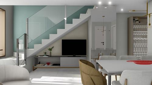 Imagem 1 de 14 de Casa Duplex À Venda, 3 Quartos, 1 Suíte, 2 Vagas, Novo Centro - Santa Luzia/mg - 2757