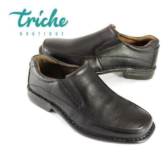 Calzado Zapato De Caballero Negro Flexi 62302 Vestir