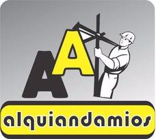 Alquiler Andamios Y Accesorios 290 La Semana Hoy Lo Tenes