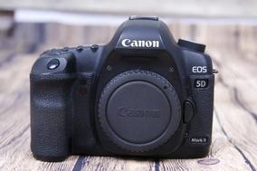 Canon 5d Mark Il + 2 Cartão 16gb + 1 Cartão 8gb + 1 Cartão 4