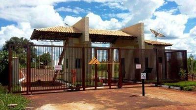 Rancho Com 2 Dormitórios À Venda, 150 M² Por R$ 360.000 - Zona Rural - Planura/mg - Ra0008