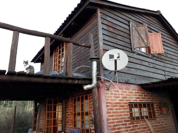 Cabaña A La Venta En Comuna San Roque. Hermosa Y Cálida.