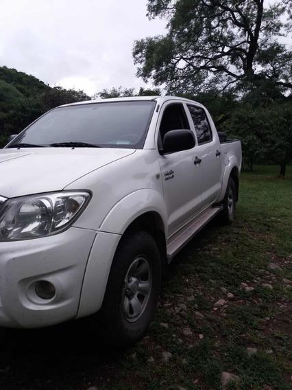 Toyota Hilux 3.0 I Sr Cab Doble 4x4 (2009)