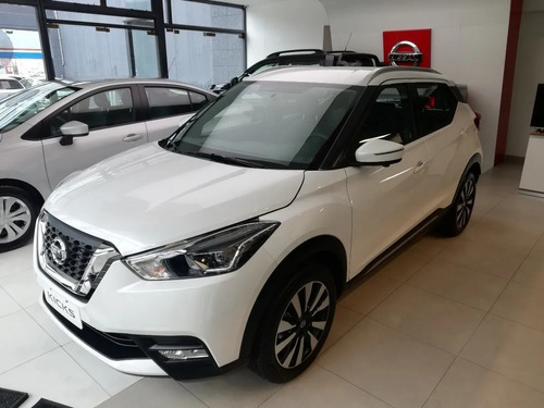 Nissan Kicks Exclusive Cvt  Entrega Inmediata