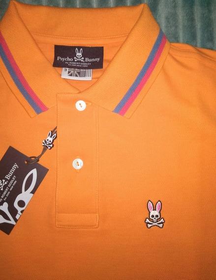 Polo Psycho Bunny, Modelo Chestnut Polo
