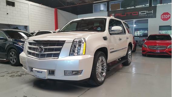 Cadillac Escalade 2012 Platinum