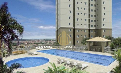 Imagem 1 de 21 de Apartamento A Venda 2 Dormitórios, Condom´nio Fit Mirante Do Sol - Ipiranga - Ap1322