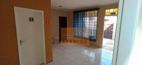 Imagem 1 de 3 de Sala Para Alugar Por R$ 1.600,00/mês - Vila Bressani - Paulínia/sp - Sa0127