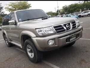 Nissan Patrol Automatica Diesel
