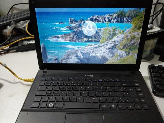 Notebook Cce I7 2670qm 2 Ger 750gb 4gb Ddr3 Windows 10 Orig