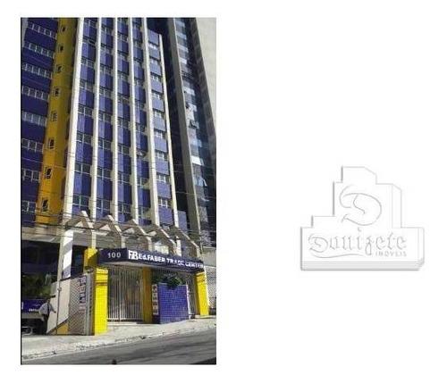 Sala, 33 M² - Venda Por R$ 287.000,00 Ou Aluguel Por R$ 1.200,00/mês - Centro - Santo André/sp - Sa0624