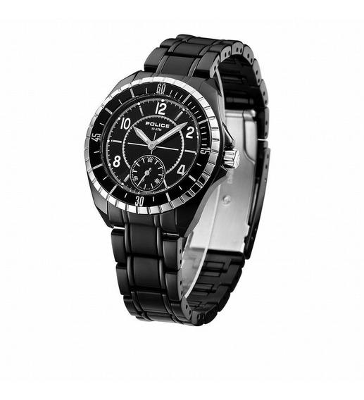 Relógio Police Navy Iii - 12207mstb/02m