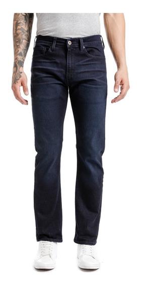 Jeans Denizen® 208 Hombre Azul Petróleo Slim Tyrell