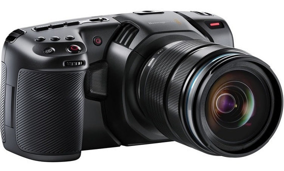 Câmera Blackmagic Design Pocket Cinema 4k