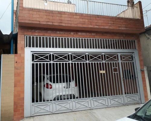 Sobrado  Residencial À Venda, Moóca, São Paulo. - So0316