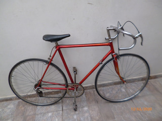 Bicicleta Media Carrera Rodado 28 3 Velocidades