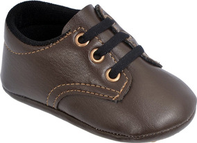 Sapato Hana Pantucha Masculino Cor Marrom