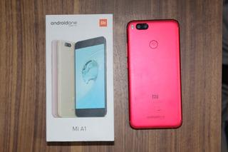 Celular Xiaomi Mi A1 64gb Android Doble Sim Doble Camara