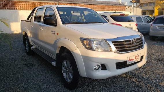 Toyota Hilux Cd 4x2 Sr 2.7 16v 2014