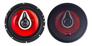 Juego Parlante Soundxtreme 6,5 200w Auto Triaxiales 6523