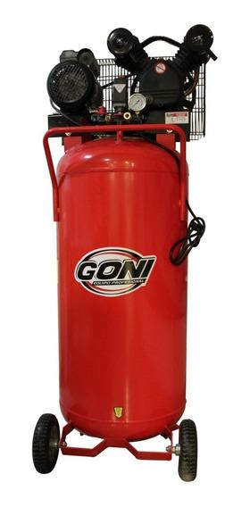Goni-990 Compresor Goni De 5 Hp Con Tanque De 190 Lts. Vert
