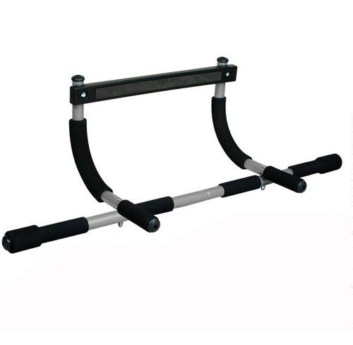 Barra Porta Fixa Paralela Multifuncional Crossfit Exercicios