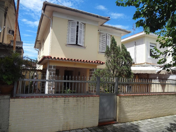 Casa Em Vila Belmiro, Santos/sp De 185m² 3 Quartos À Venda Por R$ 795.000,00 - Ca151824