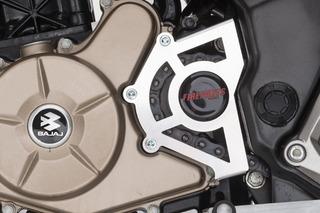Protector Piñon Aluminio Bajaj Rouse Ns 200 - Fire Parts