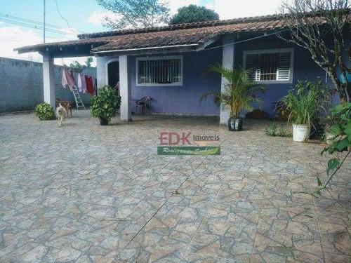 Imagem 1 de 7 de Casa Com 2 Dormitórios À Venda Por R$ 380.000 - Pirituba - Arujá/sp - Ca6532