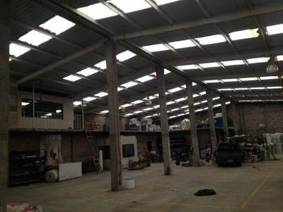 Venta Bodega Industrial Tecamac A 5 Minutos De La Autopista