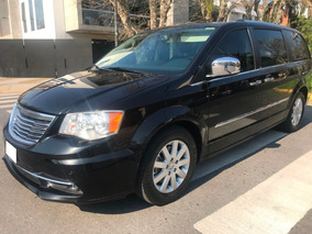 Chrysler Town & Country 3.6 Limited Atx 2013 Gpdevoto