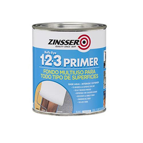 Pintura Fijador Sellador 1-2-3 Zinsser 946cm3 Pintumm