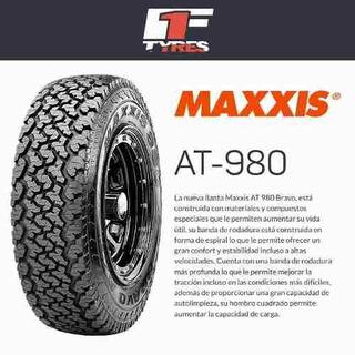 245/70r16 113/110s Bravo At/980 Maxxis Neumaticos All Terrai
