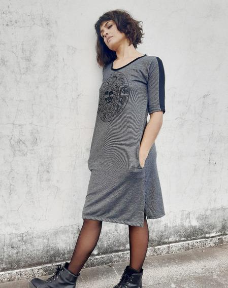 Luné - Marca De Ropa Temática - Vestido Con Estampa