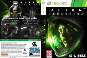 Jogo Alien Isolation Xbox 360 Original Midia Fisica