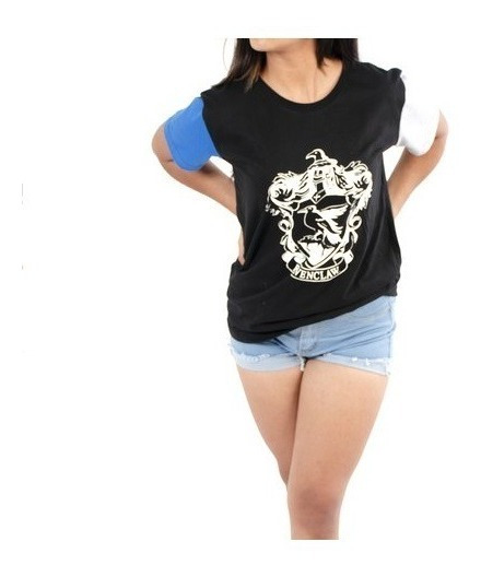 Harry Potter Remera Oficial Ravenclaw
