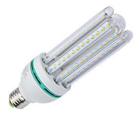 Lampada 30w Led Milho Bulbo E27 Bivolt 3000k Branco Quente
