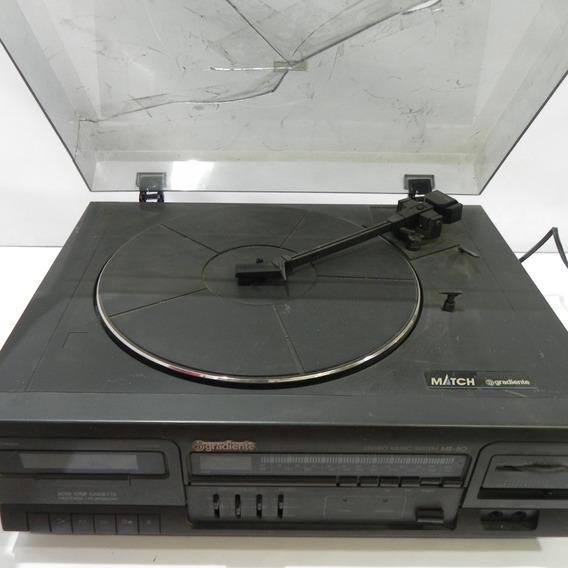 Stereo Music System Ms-50 Funcionando **usado** (sem Agulha)