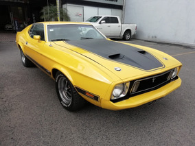 Ford Mustang Mach 1 1973 Amarillo