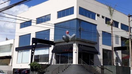 Imagem 1 de 23 de Salão Para Alugar, 265 M² Por R$ 6.000,00/mês - Alto Da Boa Vista - Ribeirão Preto/sp - Sl0058