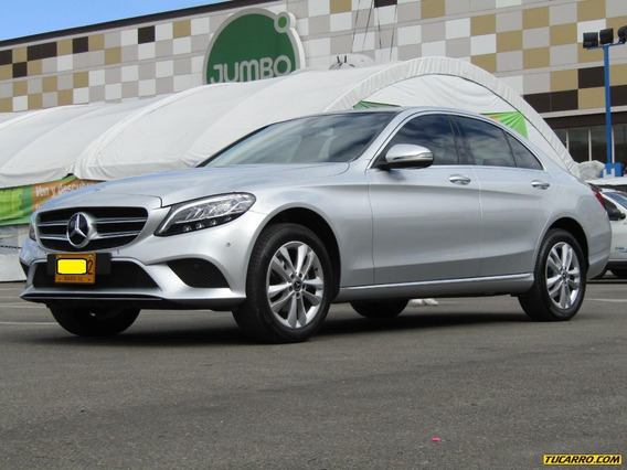 Mercedes Benz Clase C 180 At 1600 Aa 8ab Abs Tc
