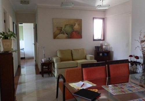 Imagem 1 de 8 de Apartamento Com 03 Dormitórios E 95 M² A Venda No Vila Mascote, São Paulo   Sp. - Ap30805v